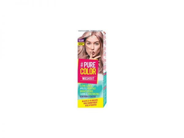 SCHWARZKOPF PURE COLOR WASH – OUT PINKY DREAM NO. 10.89
